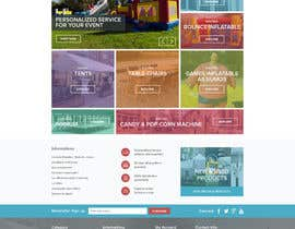 #38 for Design a Website Mockup for www.mbcg.be by npreciousway