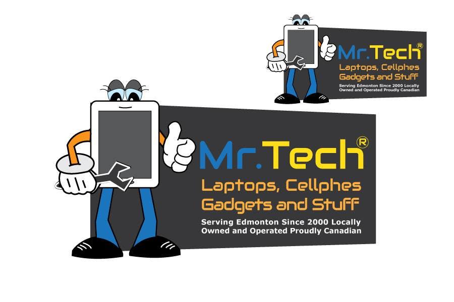Inscrição nº                                         16                                      do Concurso para                                         Logo Design >> Gadget, Electronic and Computer Repair Retail Store