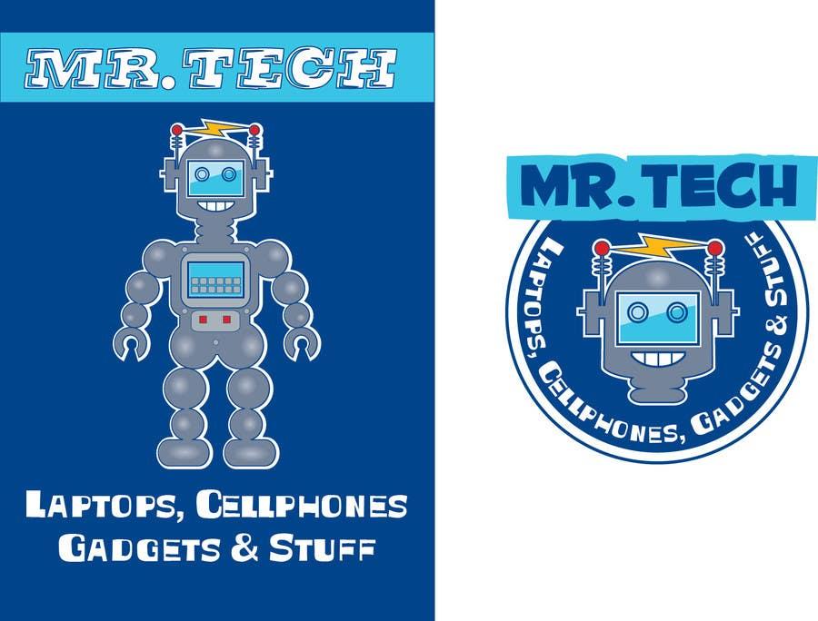 Inscrição nº                                         36                                      do Concurso para                                         Logo Design >> Gadget, Electronic and Computer Repair Retail Store
