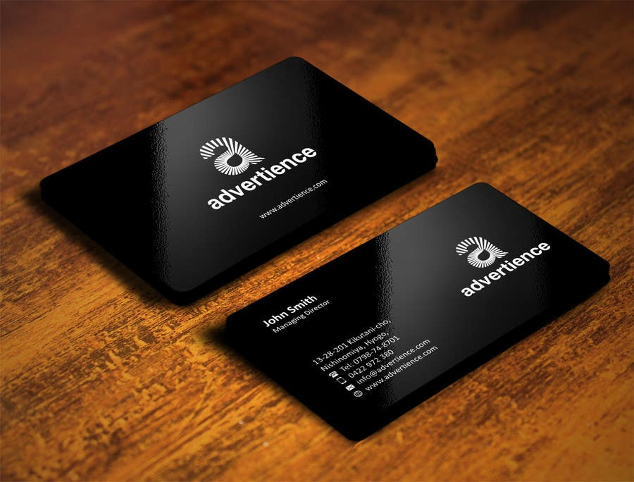 business card template ppt - gse.bookbinder.co, Modern powerpoint