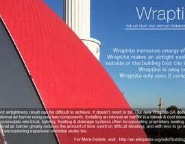 Nro 31 kilpailuun Design an Advertisement for Wraptite Airtightness Advert käyttäjältä shyammalkagiri