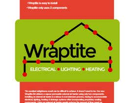 #9 cho Design an Advertisement for Wraptite Airtightness Advert bởi Vancliff