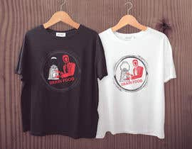 #62 untuk Design for T-Shirt/Hoodie (Gum Dispenser + Guy in a suit (only upper body)) oleh rakibul3406