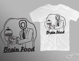 #41 untuk Design for T-Shirt/Hoodie (Gum Dispenser + Guy in a suit (only upper body)) oleh jcblGD