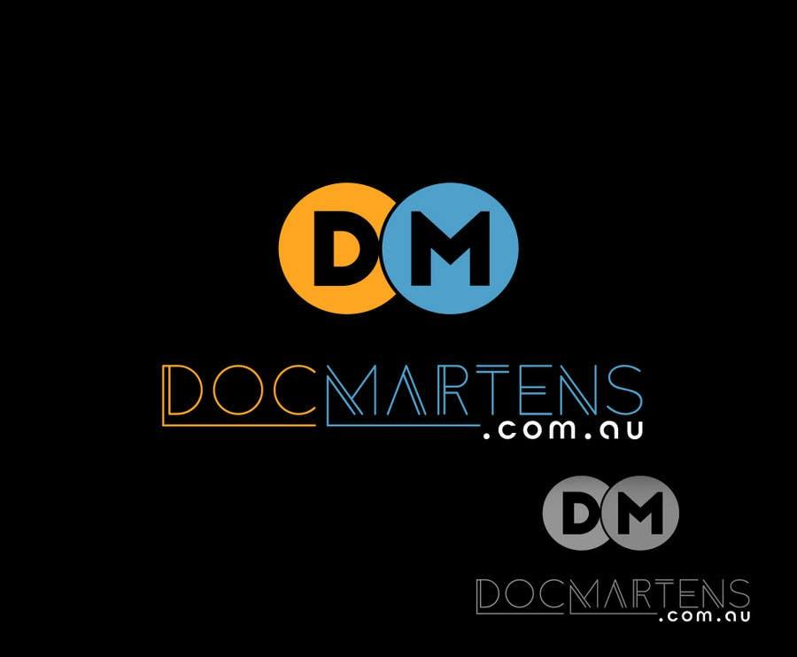Kilpailutyö #37 kilpailussa Design a Logo for Dr Martens online store