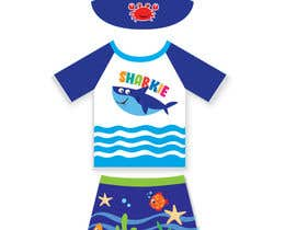 graphicart tarafından Create some awesome, fun, boys swim suit sets! için no 101