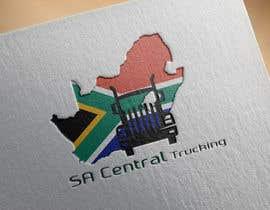 Nro 35 kilpailuun Design a Logo for trucking company käyttäjältä kavzrox