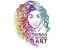 ontelektual1 tarafından Drag Becomes Art logo için no 54
