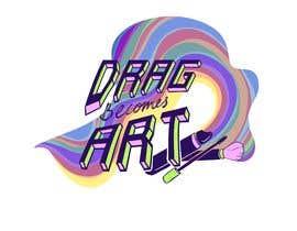 jsmn tarafından Drag Becomes Art logo için no 43