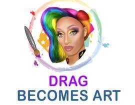ArtVioleta tarafından Drag Becomes Art logo için no 61