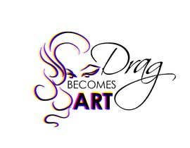 ZeinaMDesign tarafından Drag Becomes Art logo için no 38