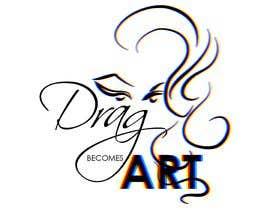 ZeinaMDesign tarafından Drag Becomes Art logo için no 39