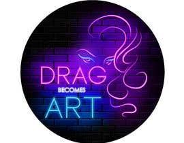 ZeinaMDesign tarafından Drag Becomes Art logo için no 52