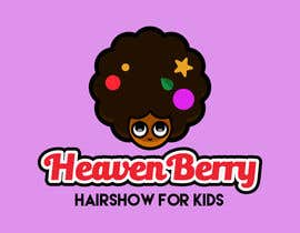 #10 untuk Design a Logo for The HeavenBerry Hair Show 4 kids oleh ilyatkachev