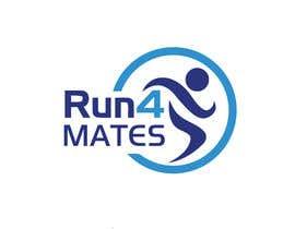 #72 for RUN 4 MATES LOGO af jotiislam3010