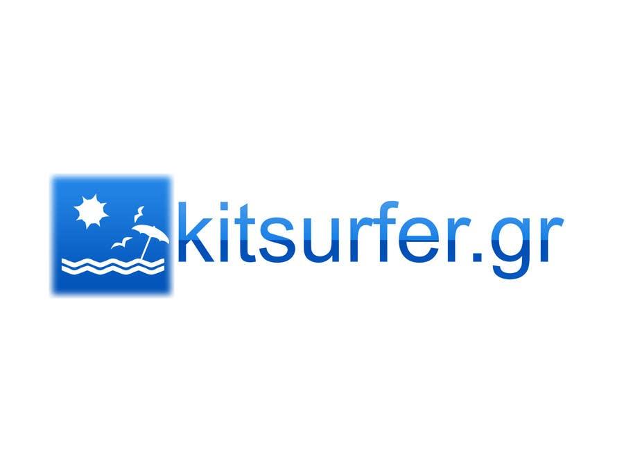 Inscrição nº                                         94                                      do Concurso para                                         Logo Design for kitesurf website