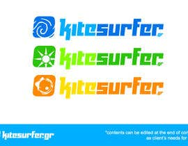 #27 for Logo Design for kitesurf website by rahmounanas