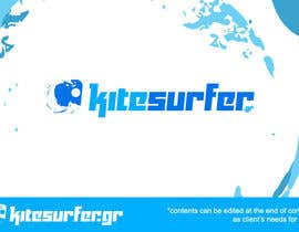 #81 for Logo Design for kitesurf website af rahmounanas