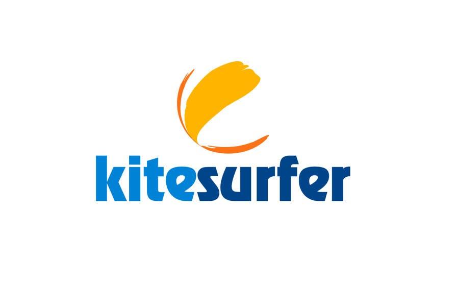 Konkurrenceindlæg #106 for Logo Design for kitesurf website
