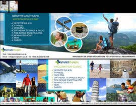 #15 untuk Design a Travel Health Banner, and two A5 posters oleh RahidSaiyad