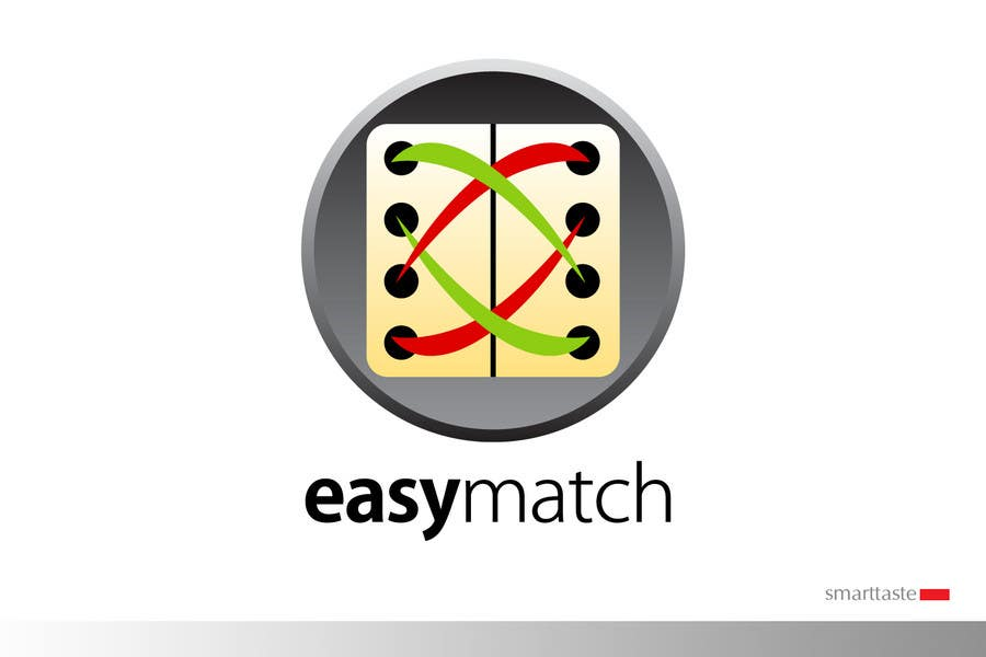Contest Entry #187 for Icon or Button Design for easyMatch