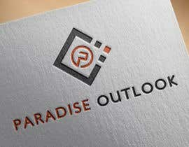 #307 for Design a Logo for Paradise Outlook by waseemalhussaini