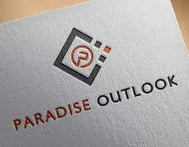 #307 pentru Design a Logo for Paradise Outlook de către waseemalhussaini