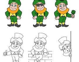 #9 for Clip art leprechaun cartoons by LibbyDriscoll
