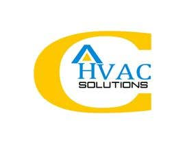 #31 para Logo Design for HVAC Solutions Inc. por kavi458287