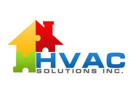#7 para Logo Design for HVAC Solutions Inc. por jai07