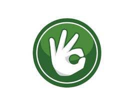 """Nro 46 kilpailuun Design hand with """"ok sign"""" käyttäjältä DonRuiz"""