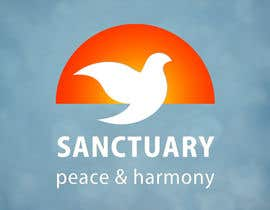 #31 for Design a Logo for Sanctuary of Peace & Harmony by blubon