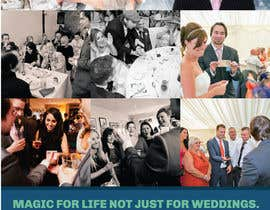 #5 for Design a Roller Banner to showcase at wedding fairs for a wedding magician by karanjapaul60