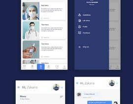 #29 cho Mobile App Re-Design 4-6 Screens bởi benleulmuzakaria