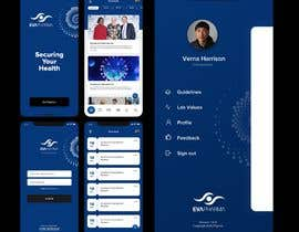 #36 cho Mobile App Re-Design 4-6 Screens bởi kubulu