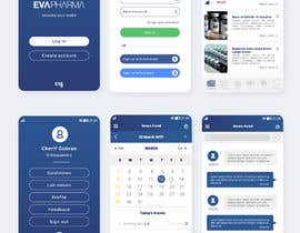 #28 cho Mobile App Re-Design 4-6 Screens bởi samassem