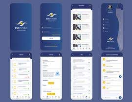 #35 cho Mobile App Re-Design 4-6 Screens bởi uli31