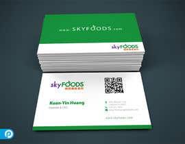 Nro 36 kilpailuun Design some Business Cards for an e-commerce supermarket käyttäjältä alvinfadoil