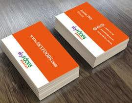 Nro 9 kilpailuun Design some Business Cards for an e-commerce supermarket käyttäjältä cuongdhqb