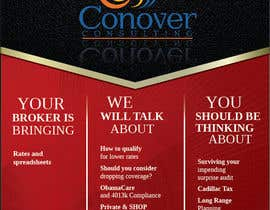 #46 for Design a Brochure for Conover Consulting by cindy6db
