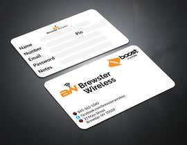 #122 for Logo & Card Design by ShihabWahid