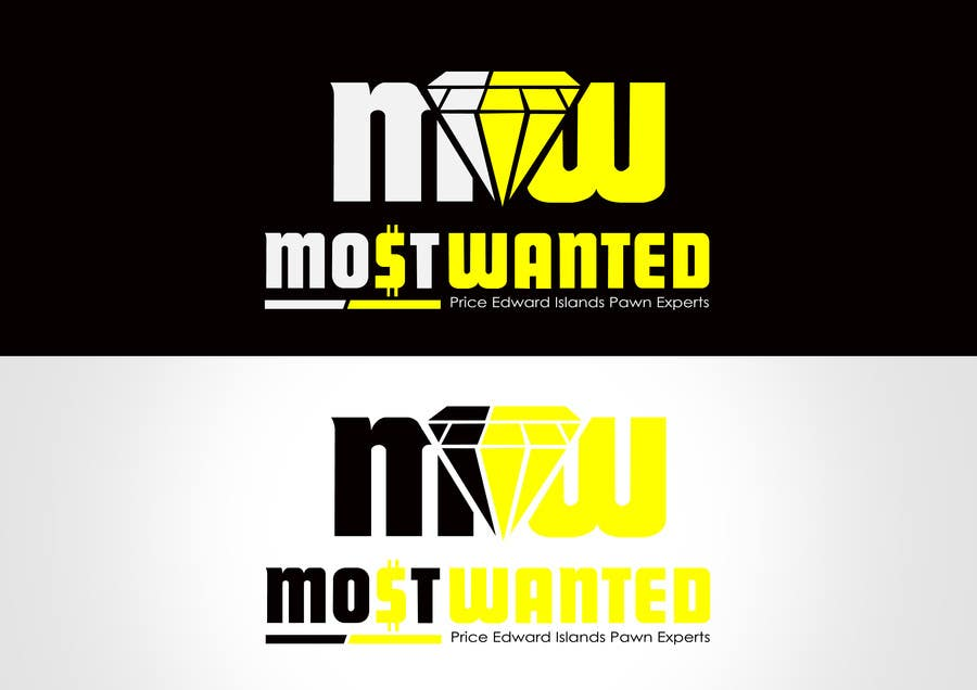 Contest Entry #74 for Logo Design for Most Wanted Jewelry & Pawn