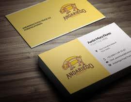 Nro 3 kilpailuun Diseñar tarjeta de presentación/Business Card design käyttäjältä Hamzu1