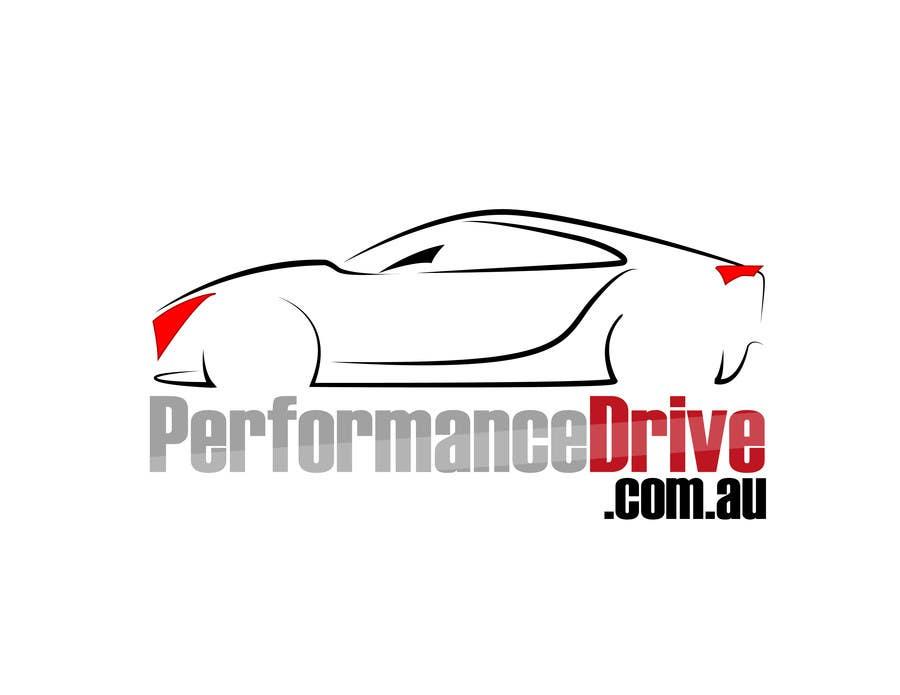 Kilpailutyö #                                        26                                      kilpailussa                                         New logo for automotive website
