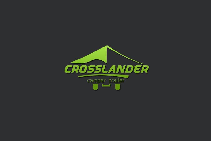 Contest Entry #                                        160                                      for                                         Logo Design for Cross Lander Camper Trailer