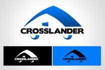 Logo Design for Cross Lander Camper Trailer için Graphic Design139 No.lu Yarışma Girdisi