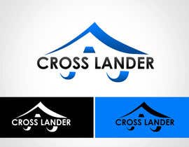 #167 for Logo Design for Cross Lander Camper Trailer af Anmech