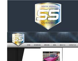 #17 for Logo Design for South Sydney Customs (custom auto spray painter) af anamiruna