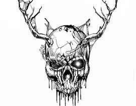 #70 для Illustrate a Skull - 27/06/2020 13:30 EDT от DorianLudewig