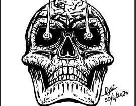 #52 для Illustrate a Skull - 27/06/2020 13:30 EDT от oreosan